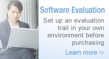 Easy Software Evaluation